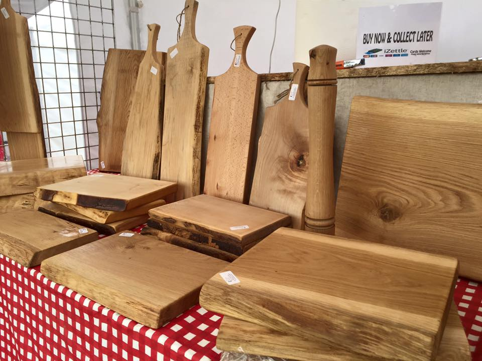 Chopping Boards By Twisted Wood